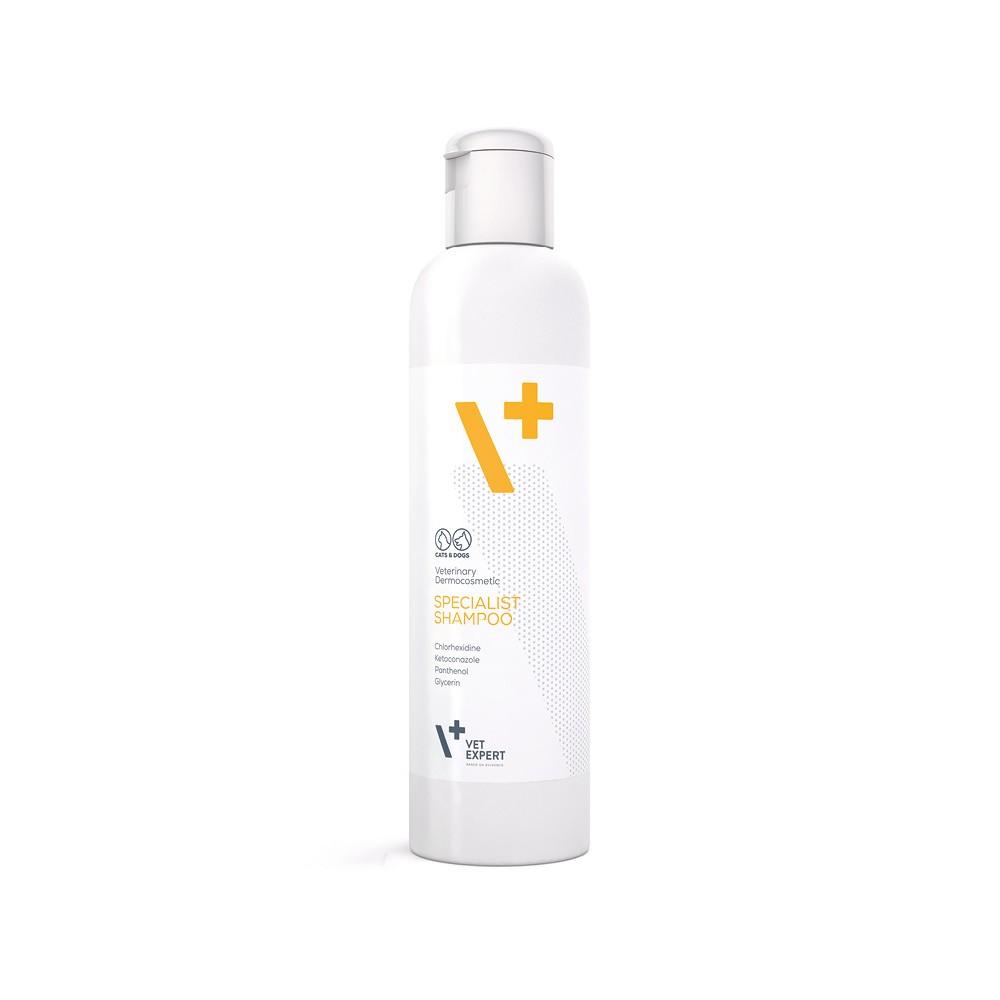 SPECIALIST SHAMPOO - specjalistyczny szampon dla psów i kotów
