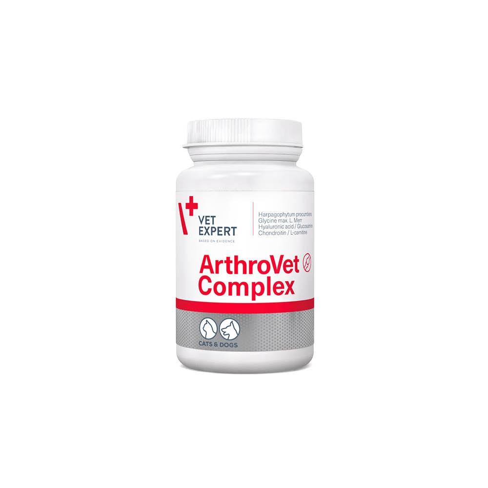 ARTHROVET COMPLEX - preparat na stawy dla psów i kotów
