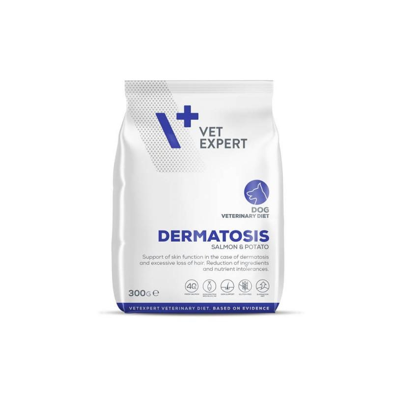 Dermatosis Dog Salmon and Potato 300g