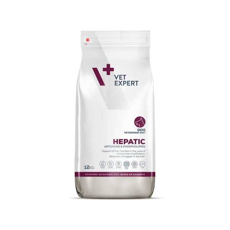 Hepatic Dog - karma dietetyczna dla psów 12kg