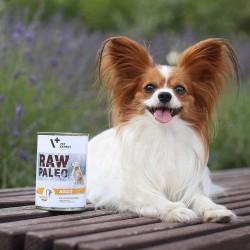 RAW PALEO karma mokra dla psów dorosłych - indyk