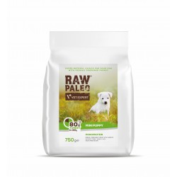 RAW PALEO karma dla szczeniaków ras małych 750 g
