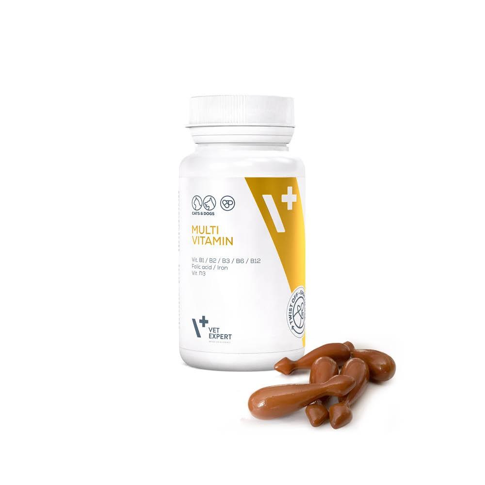 MULTIVITAMIN - preparat witaminowo-mineralny dla psów i kotów