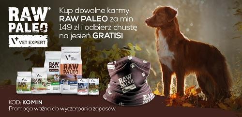 Promocja Raw Paleo