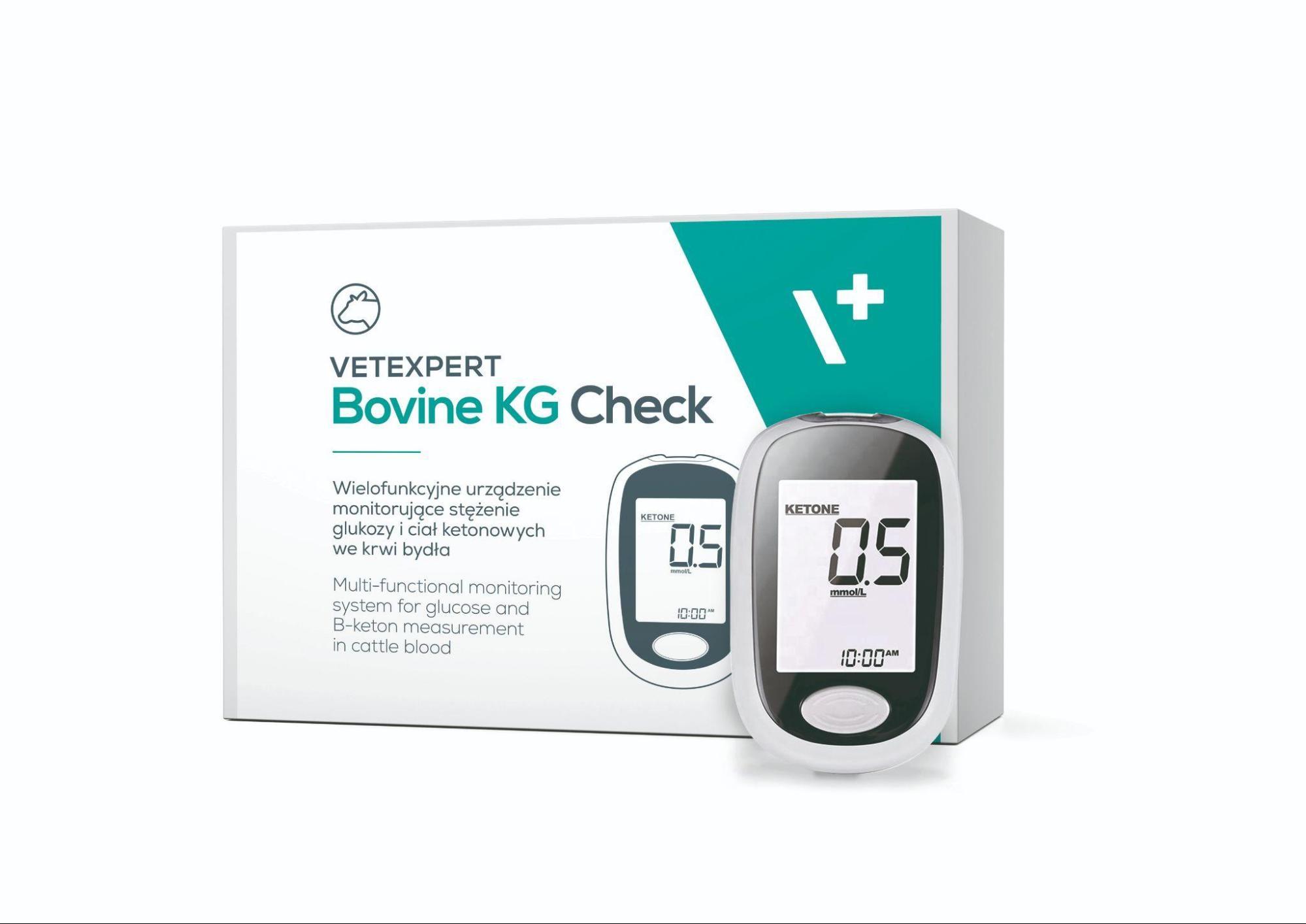 Glukometr Vet Expert KG Check