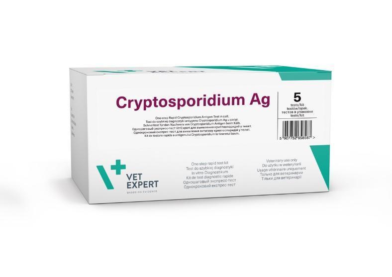 TEST CRYPTOSPORIDIUM AG